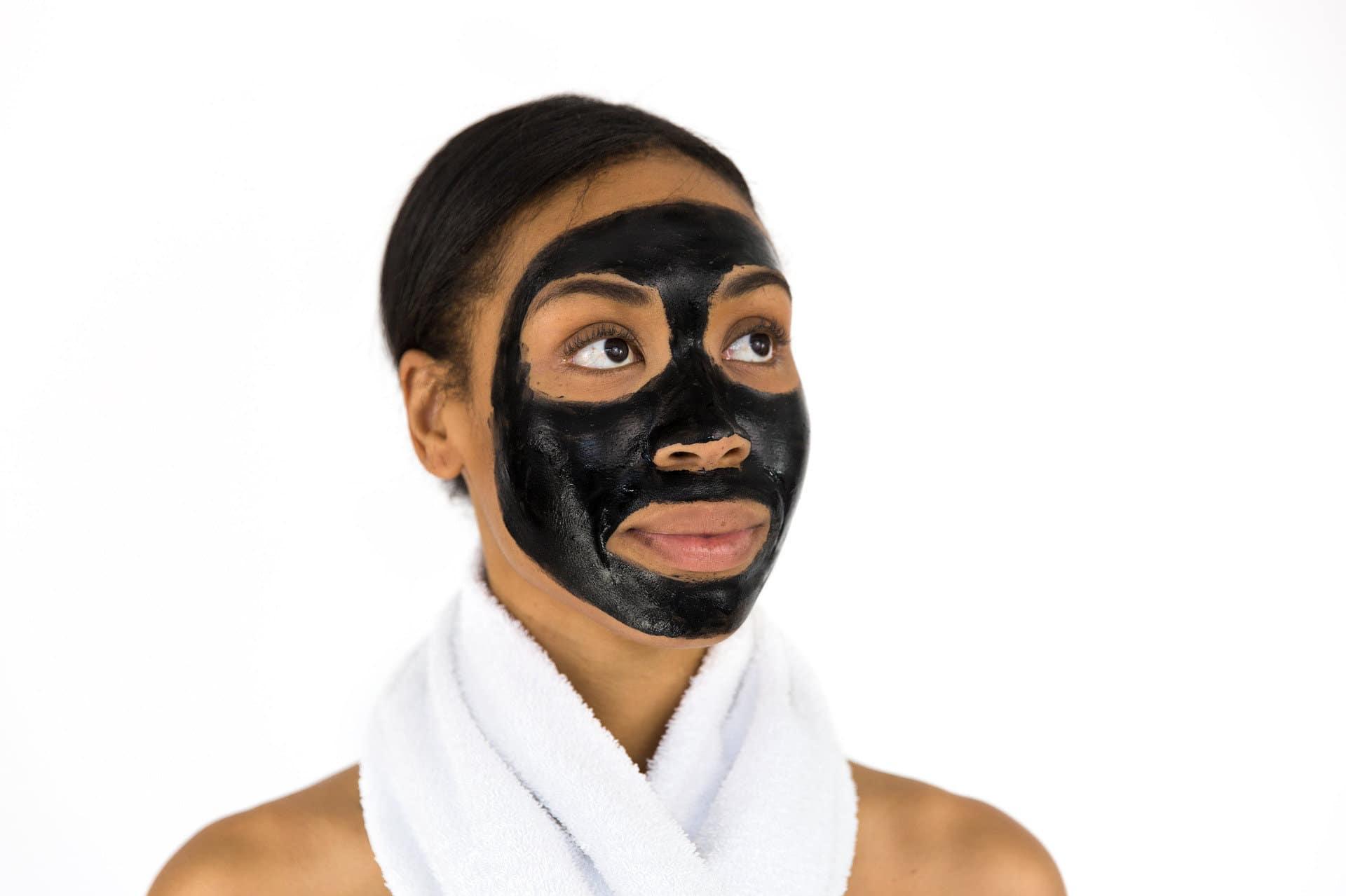 masque noir